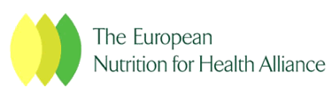 Logo: The European Nutrition for Health Alliance